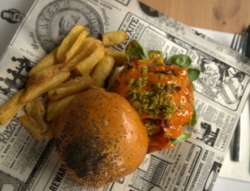 ¡Nueva MAMUT Burger!