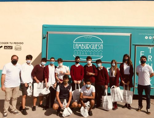 El colegio Nuestra Señora del Carmen visita LaMburguesa