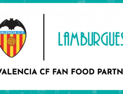 Tres años ya como 'La Hamburguesa Oficial del Valencia CF'